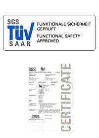 PDF TÜV SAAR Certificate