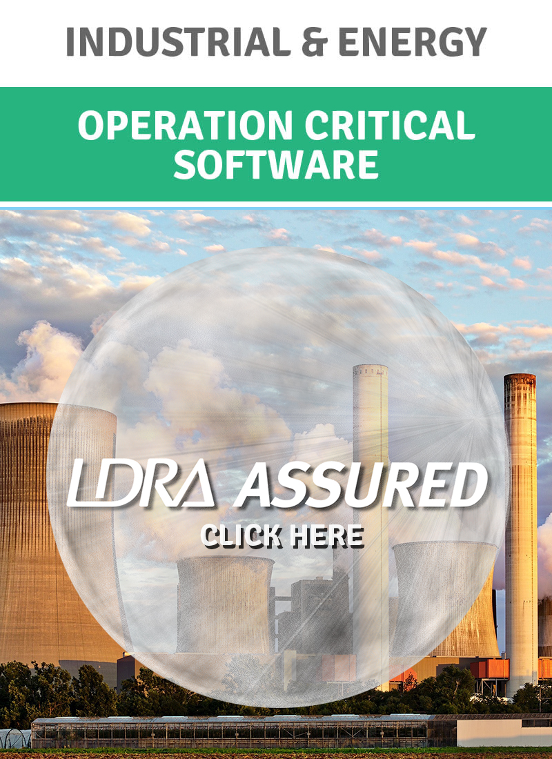 Industrial & Energy - Operation Critical Software