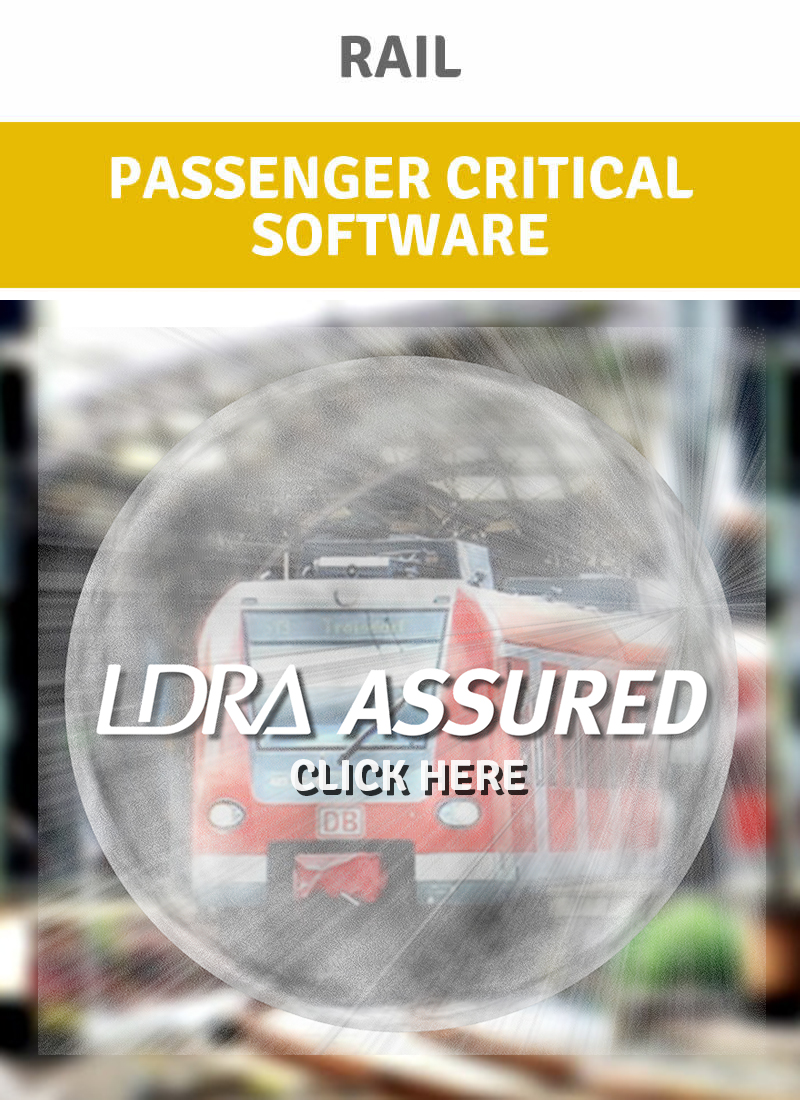 Rail - Passenger Critical Software